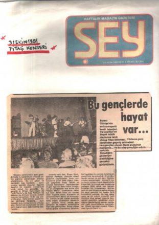 1981-10-31 Şey (Egzotik Band)