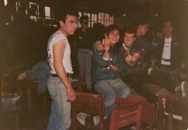 1983-03-27 Whisky Genç Yıldızlar 1. İstanbul Müzik Şöleni Tepebaşı Gazinosu Beyoğlu