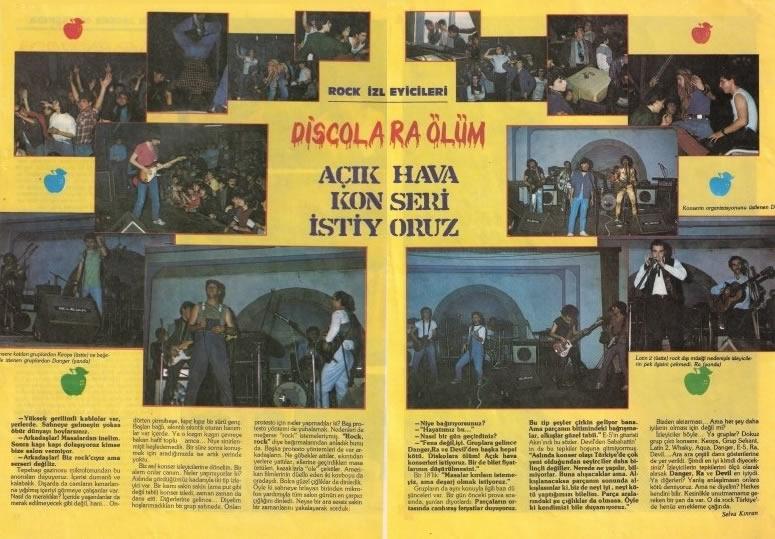 1983-05 Onyedi (Devil, Whisky, Danger, Keops, E-5, Aqua, Ra, Latin 2, Sekant)