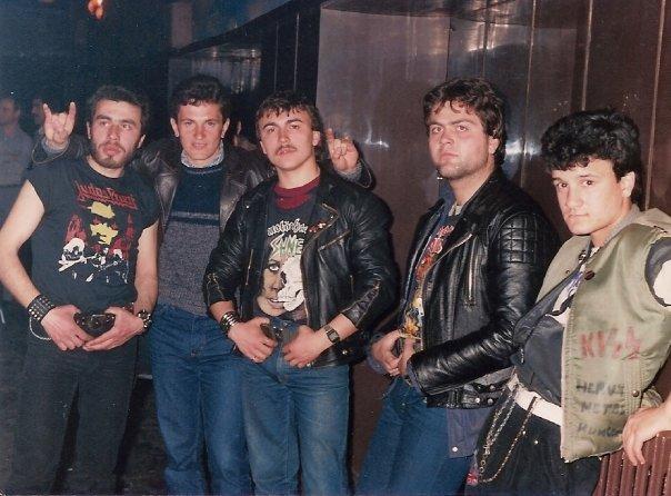 1984-04-28 Devil konseri Mehdi Bulut Yüksel Öksüz Veysel Barışsever