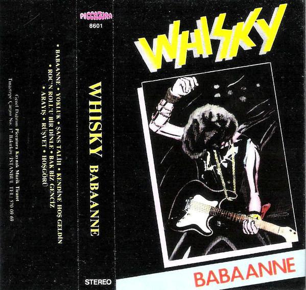 Whisky - Babaanne (Kaset) [Kartonet]